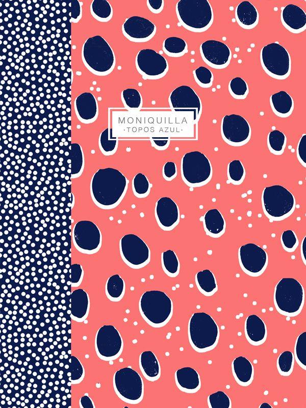 Pattern by Moniquilla - http://moniquilla.bigcartel.com/