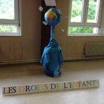 Une classe de Riedisheim a travaillé sur les droits de l'enfant.