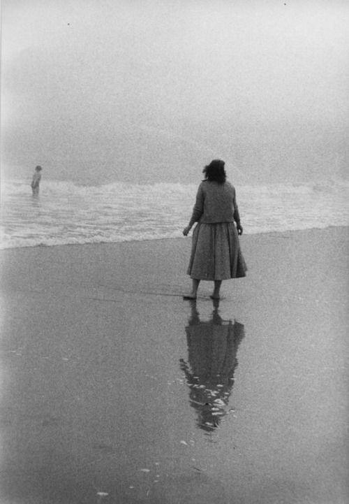 © Sabine Weiss - Coney Island, 1954