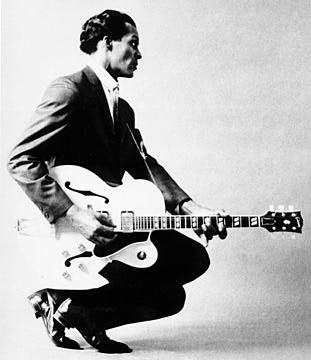 If not for my mother's record collection I never would have heard Chuck Berry's music at age 5. That's when I got my very first record player. I had a few records for kids, but mostly what I play…