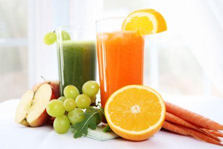 Juicy Juicerton  fresh fruit & vegetable cleansing detox recipes