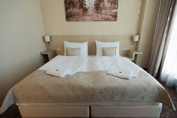 Standard room ( Double bed ) #accommodation