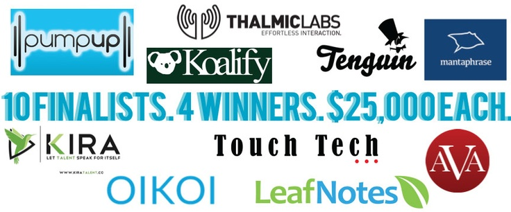 Check out our VeloCity Venture Fund finalists!