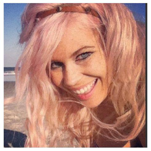 Crazy Color Hair Dye Semi Permanent Hair Dye - Marshmallow