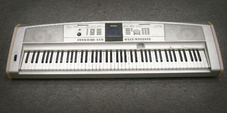Yamaha Electric Keyboard on GovLiquidation.com. It's easy to bid on Military Surplus Musical Instruments!