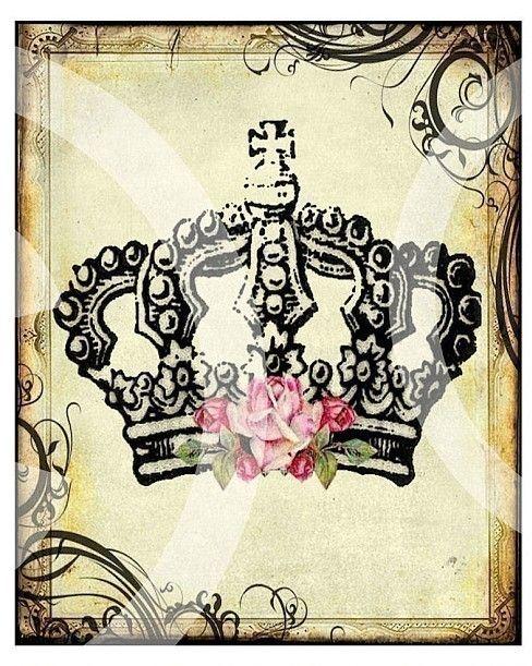 Royal Crown Tattoo Designs | ... queen crown tattoos, crown tattoo design,