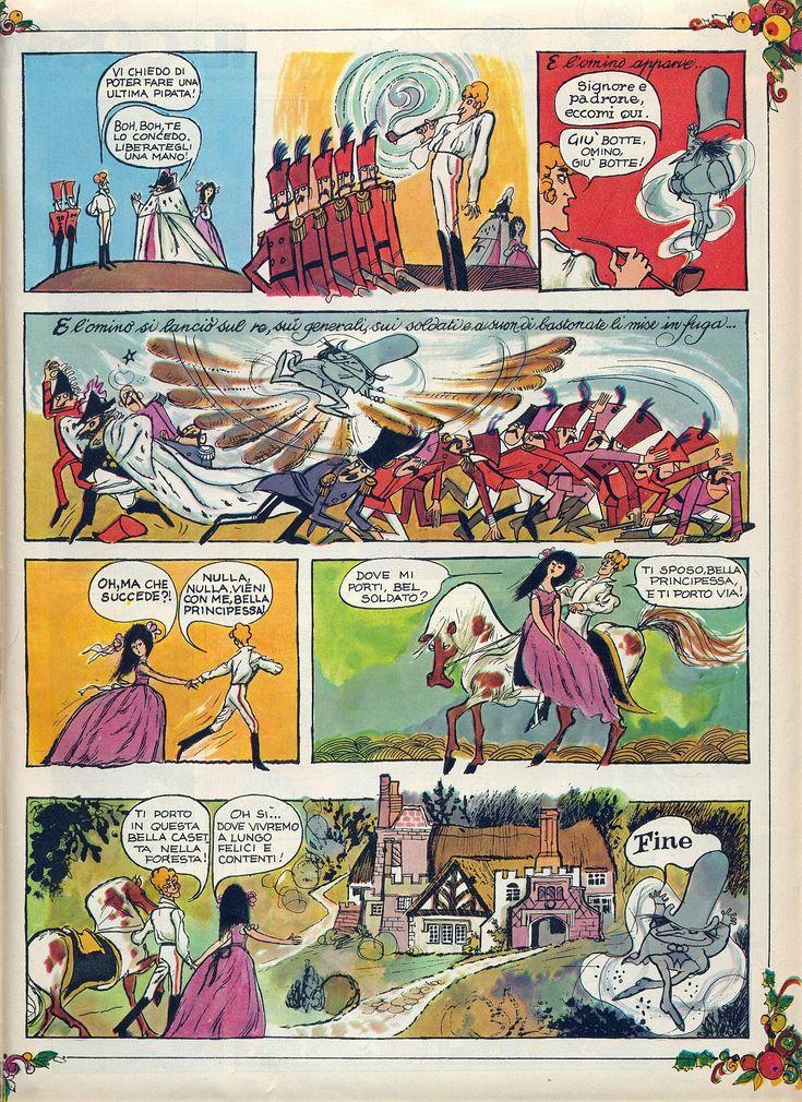 La luce azzurra 08 Tratto dal nº 1 del 5 gennaio 1969 del Corriere dei Piccoli