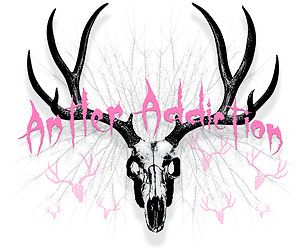 pink deer hunting pics | Women's Deer Skull Hunting T Shirt Compound Bow Archery Pink Hunter ...