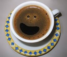 Happy JoeCoffe Time, Happy Face, Funny Humor, Funny Coffee, Mornings Coffee, Funny Stuff, Diabetes Friends, Smile, Cups Of Coffee