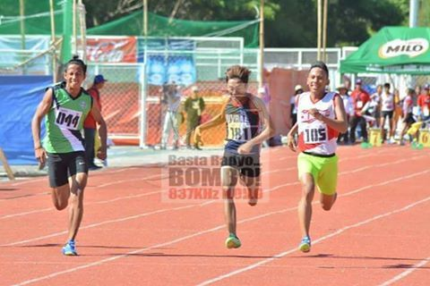 Veruel adds another Palaro Title  After delivering an expected win in the 100m Dash. Veruel Verdadero (STCAA) extended his range by taking the Palaro 400m in 49.6. This was just outside his best time of 49.5 set at the STCAA Regionals. Even though not quite a palaro record held by Jomar Udtohan 48.   #1080p #2008 Summer Olympics #2010 Winter Olympics #2010 World Junior Figure Skating Championships #2016 Summer Olympics #500 Startups #AeroVironment RQ-11 Raven #Antique (pr