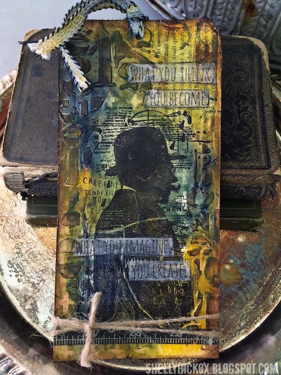 68 best images about tim holtz ideas on pinterest for Tim holtz craft mat