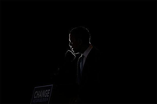 2009: Damon Winter (The New York Times): Barack Obama elnöki kampányát megörökítő fotóiNew York Time