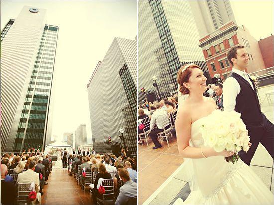 ... Weddings on Pinterest  Rooftop terrace, Wedding and Rooftop wedding