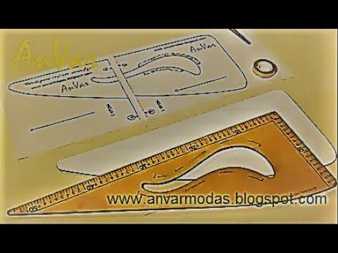 Cómo Descargar el Patrón de la Curva Fija