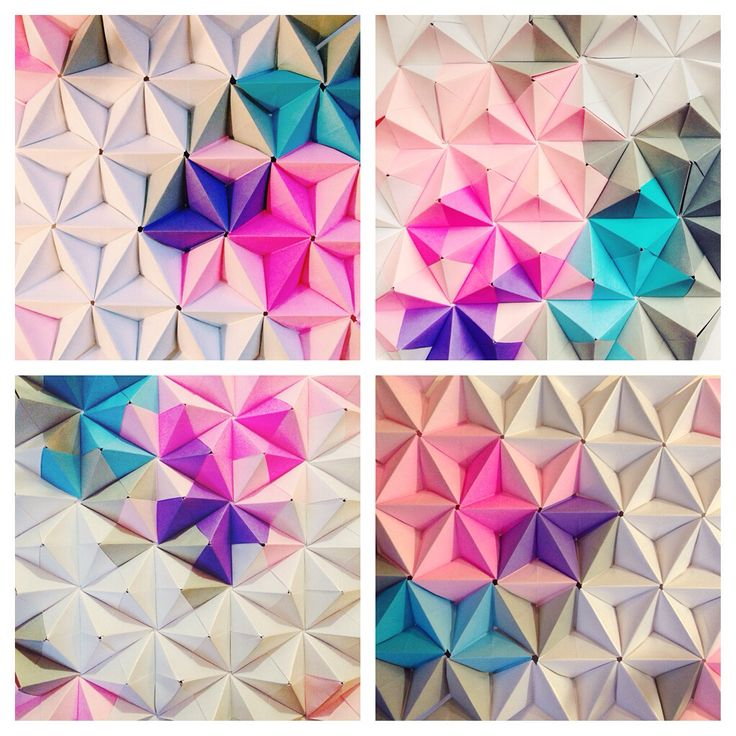 1000 ideas about origami wall art on pinterest paper