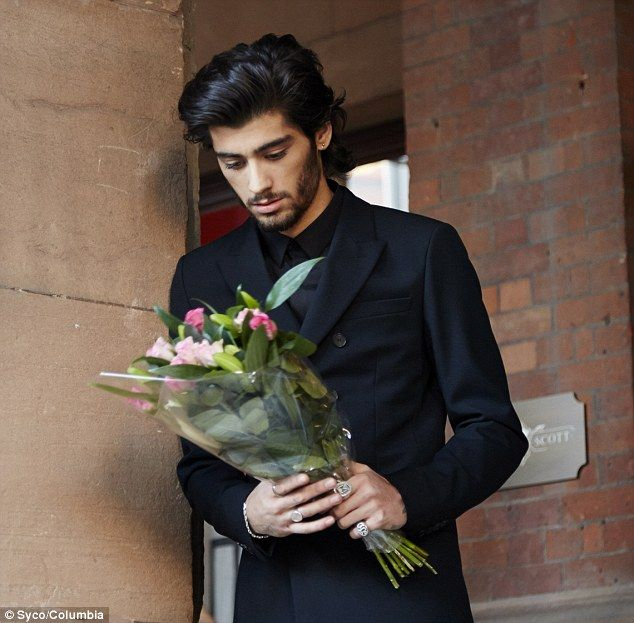 Zayn Malik shows softer side in Night Changes video #dailymail