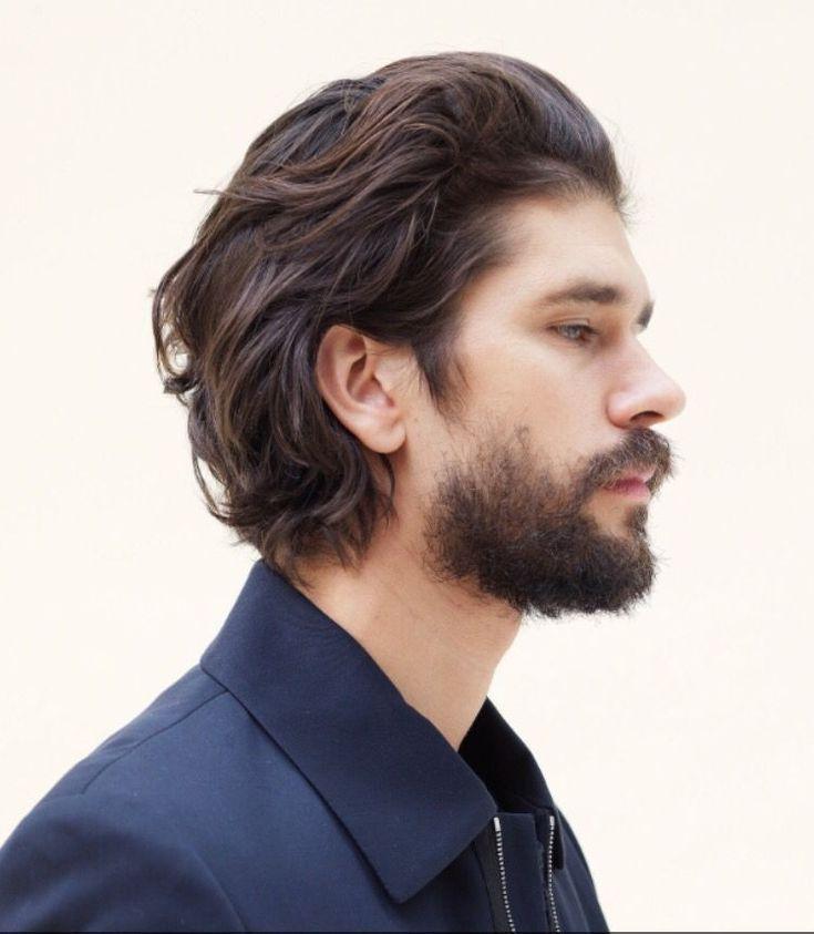 54 coiffures de longueur moyenne frappantes pour hommes