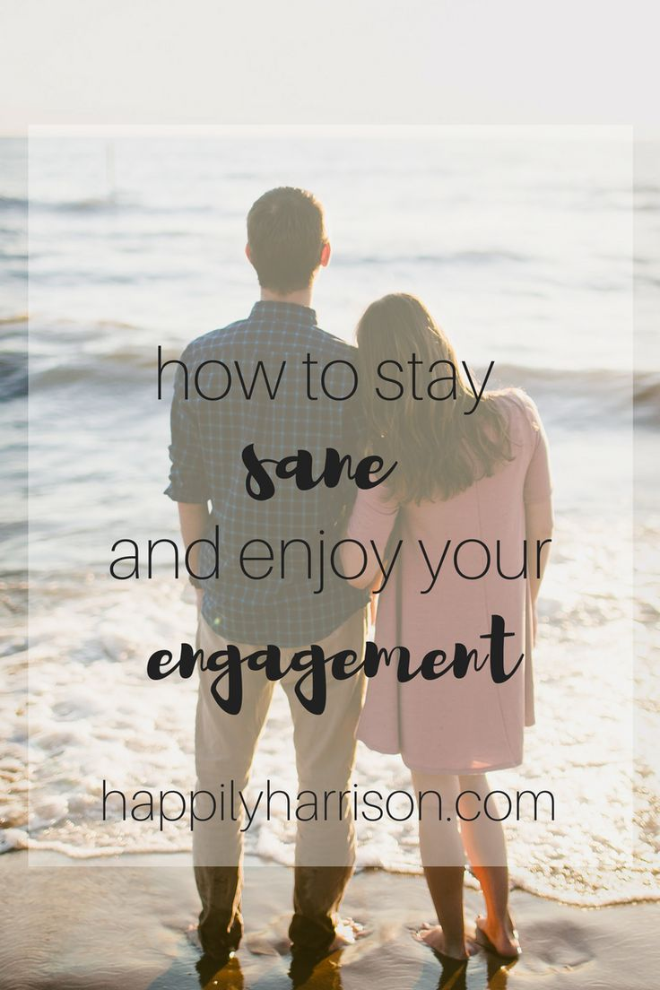 My Tips for a Stress-Free Engagement