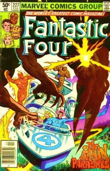 Brain Parasites - Sandman - Power - Magic - Fight - Bill Sienkiewicz, Joe Sinnott