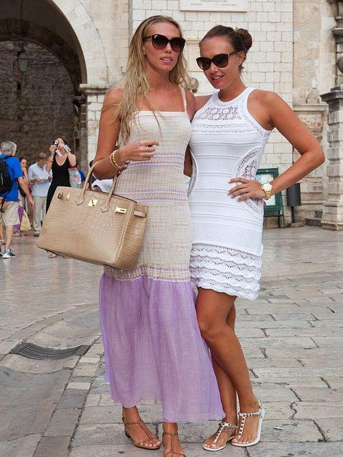 Tamara & Petra Ecclestone: Petra Eccleston Styles, Summer Fashion, Tamara Eccleston, Styles Icons, Eccleston Plays, Vacations Styles, The Dresses, Tamara Petra, Celebrity Styles