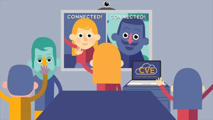 IVCi CVE Explainer Video - Collaborate Anywhere [Illustrate iT Video]