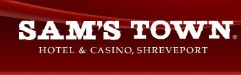Sam's Town Hotel & Casino, Shreveport. It is fun to visit.