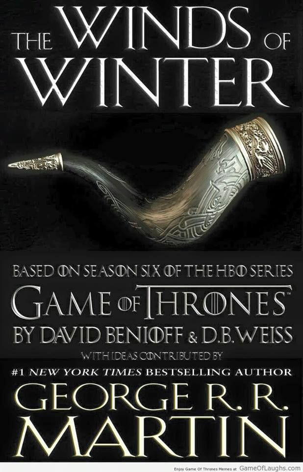 news for game of thrones book 6