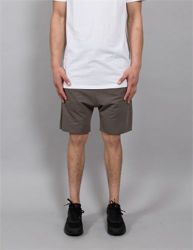 COMMONERS FLEECE SHORTS SAGE -view all -AREA 51