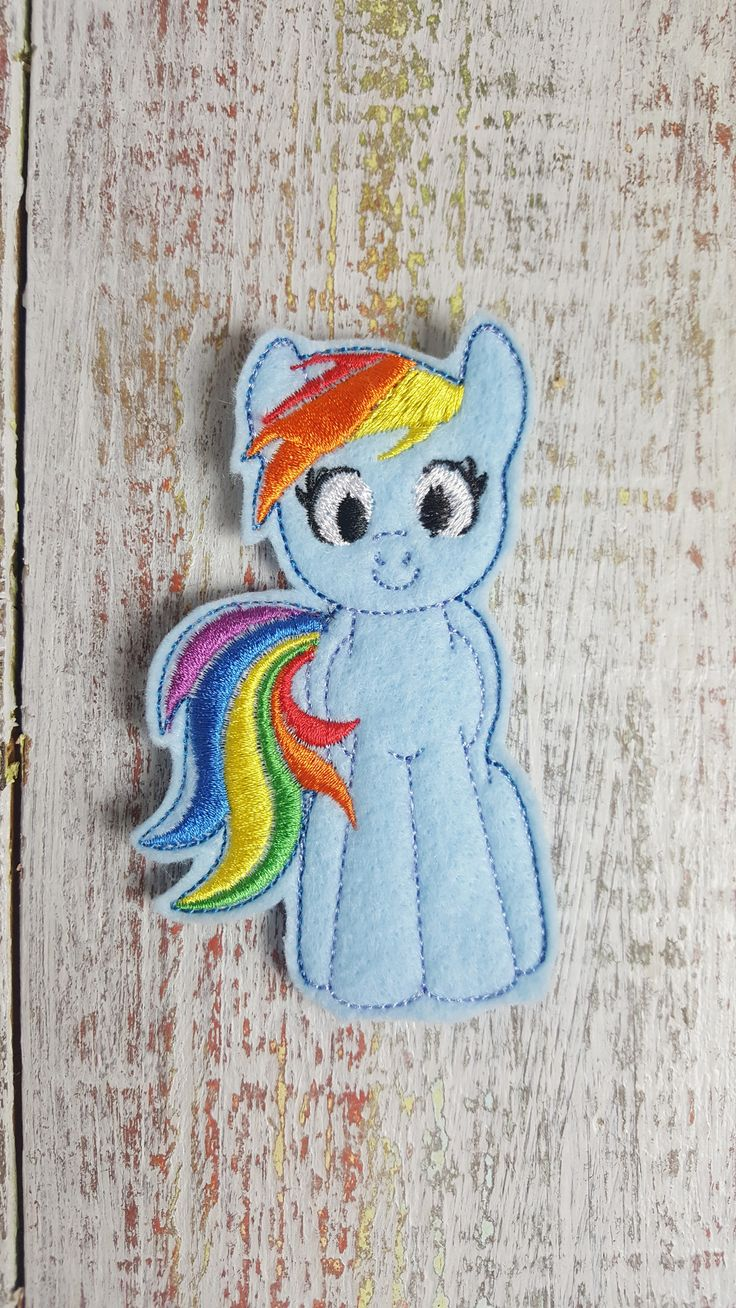 Finger Puppets - My Little Pony