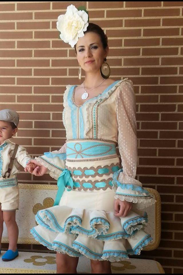 Falda flamenca