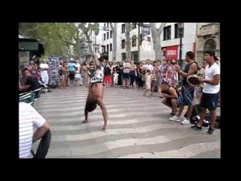 Atracciones En Ramblas Barcelona 2014