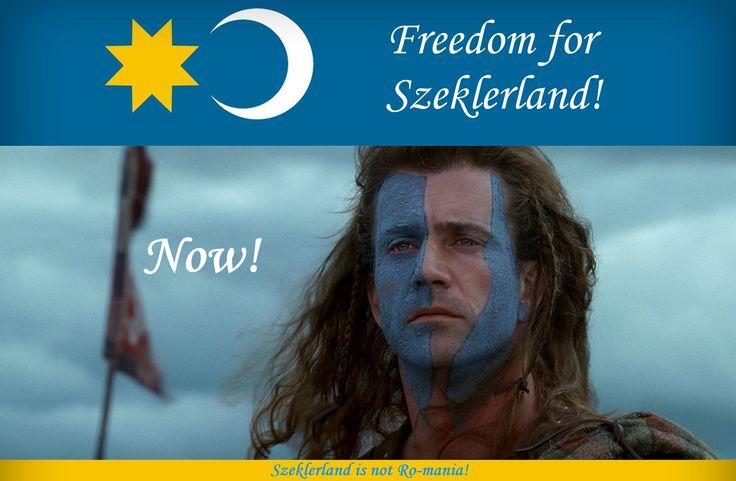 Szeklerland is not Romania!
