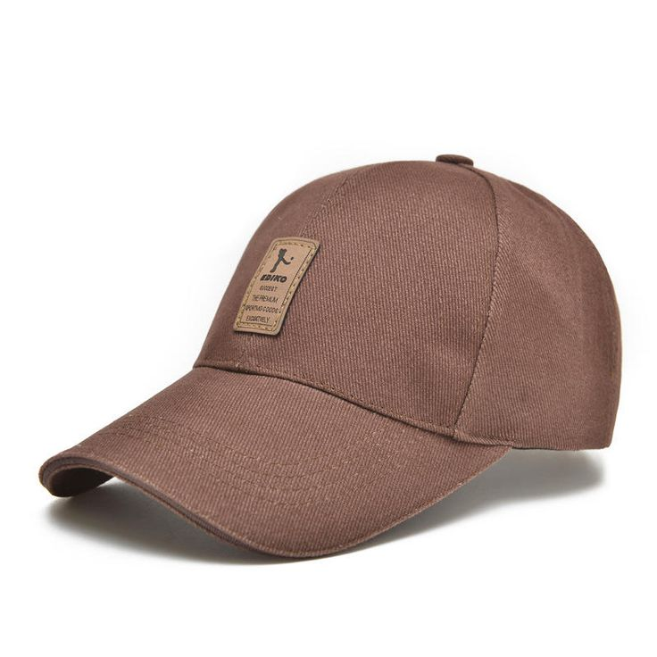 Unisex Men Women Cotton Blend Baseball Cap Hip-hop Adjustable Snapback Golf Outdooors Hat at Banggood  #women #men #fashion #accessories