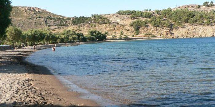 Пляж Мели