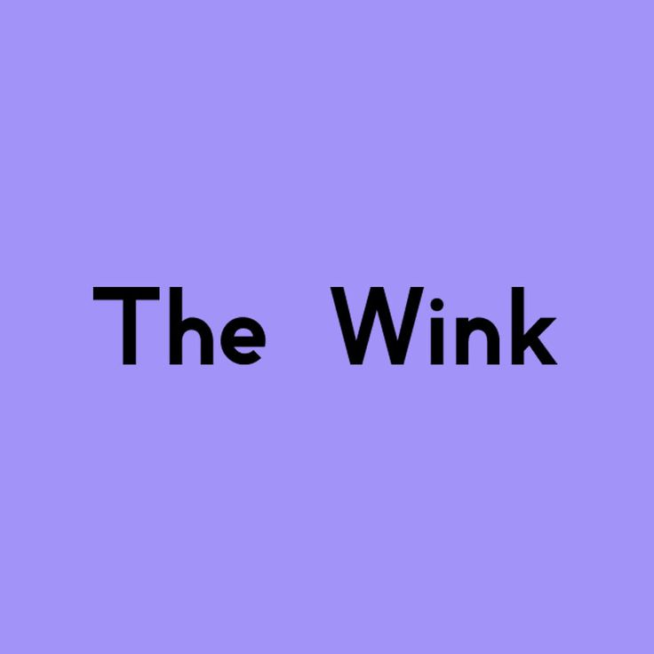 Come discover the people, places and products we find simply amazing at clinique.com/thewink.