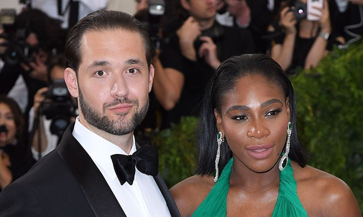 Serena Williams' fiance Alexis Ohanian excited to take paternity leave