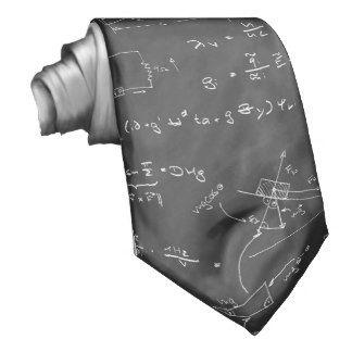 Physics diagrams and formulas ties