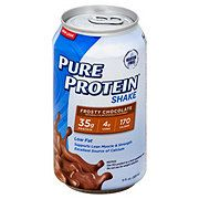 Pure Protein Frosty Chocolate Shake ‑ Shop Sports Drinks at HEB
