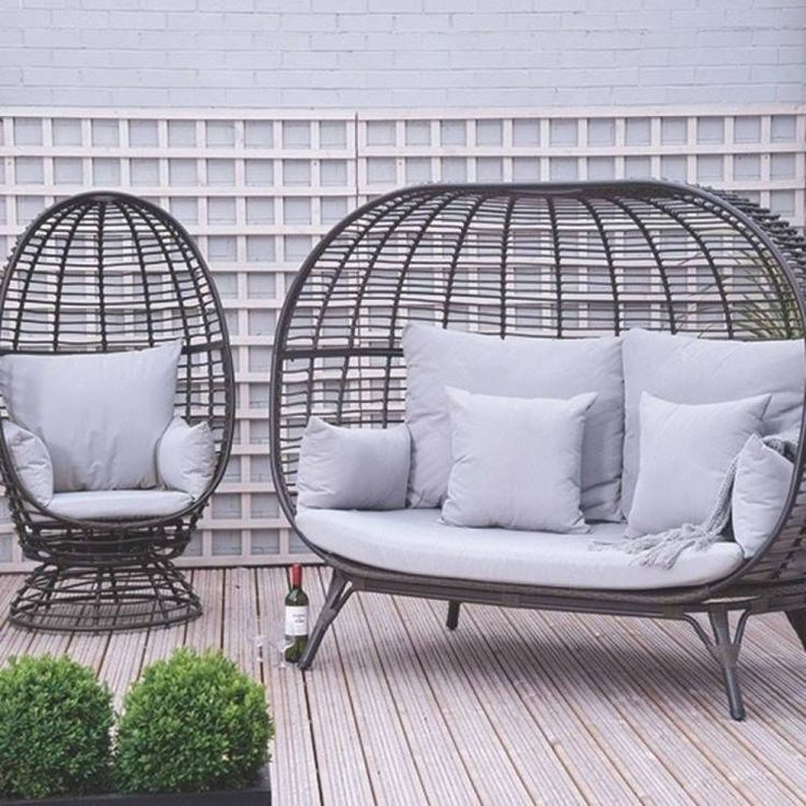 Argos Egg Patio Furniture Small outdoor furniture