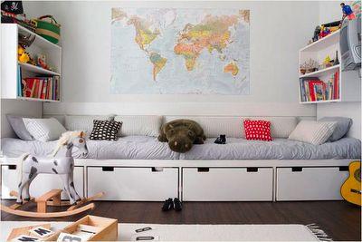 Kinderbett selbstgebaut stuva ikea, idee More