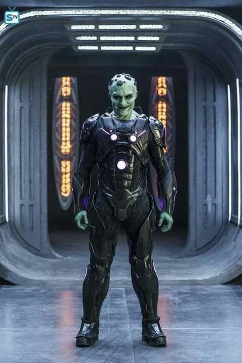 Krypton Brainiac | Brainiac | Dc comics heroes, Marvel, dc