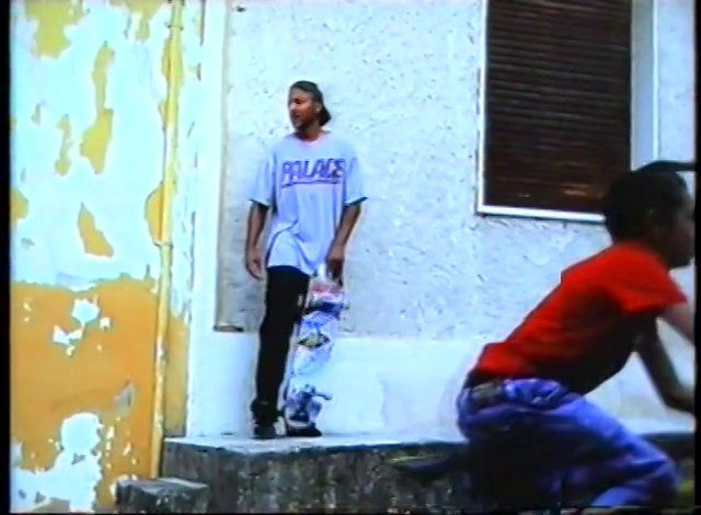 Palace Skateboards BRADY FAIRFAX