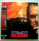 Nixon (1995) Biography, Drama, History  Anthony Hopkins, Joan Allen 2-LD NM on eBay for $5