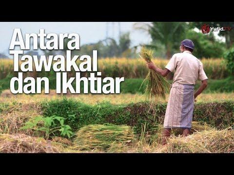 Bincang Santai: Antara Tawakal dan Ikhtiar - Ustadz Firanda Andirja, MA. Silahkan kunjungi www.ikhwan-interaktif.com