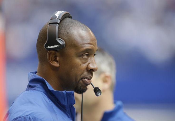 Colts fire offensive coordinator Pep Hamilton replace him with Rob Chudzinski