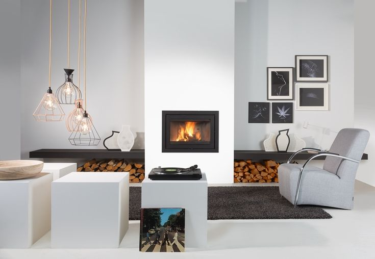 Wanders fires & stoves Smart 75 front
