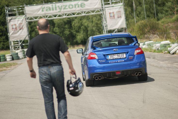 S Vojtou Štajfem jsme natáčeli v Motorlandu Bělá a byl to zážitek. #sti