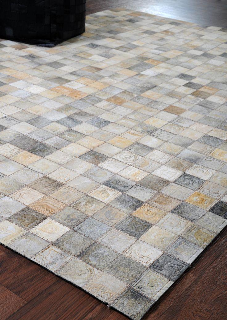 las 25 mejores ideas sobre alfombras de cuero en