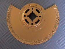 2 x  HM Sägeblatt 85 mm f. Multitool Sägeblätter Fugensägeblatt Säge Blatt