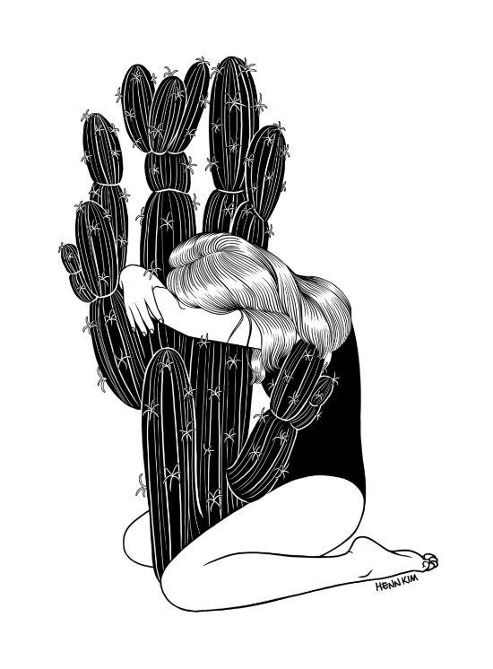 Summer Love Art Print by Henn Kim